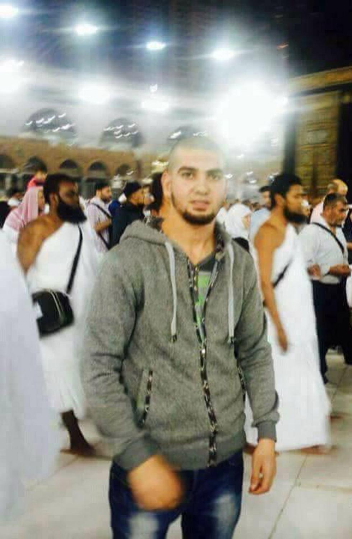 Killed terrorist Bra'a Salah