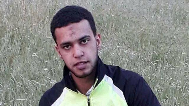 Killed terrorist Adel Ankush