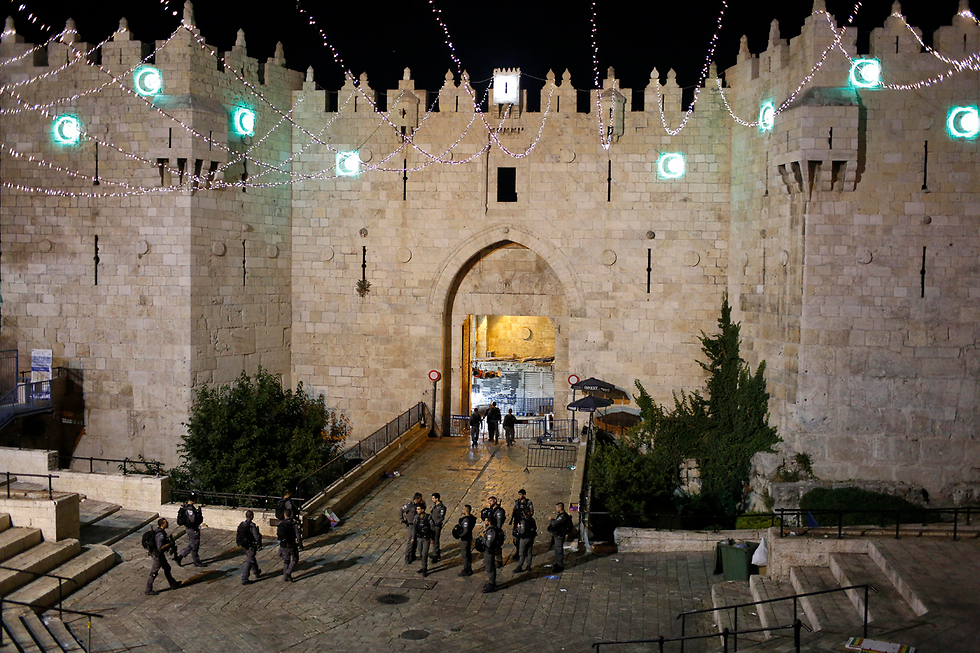 Damascus Gate (Photo: EPA)