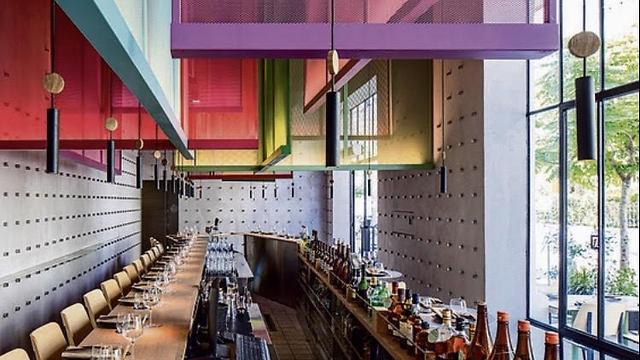 """מסעדת """"יא פאן"""" בתל אביב (צילום: יח""""צ)"""