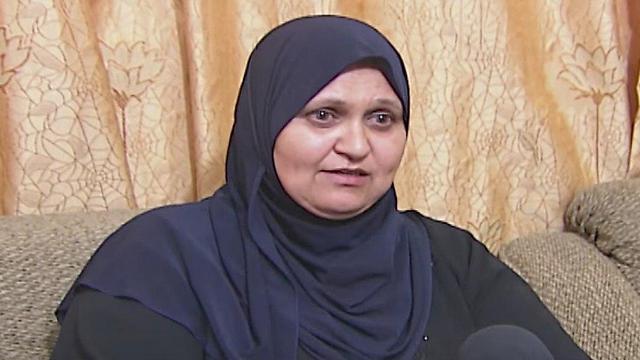 Мать террориста