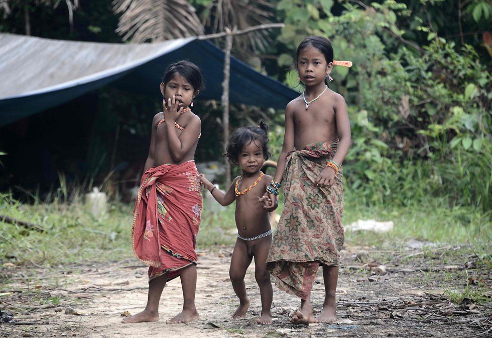 """האוכל הולך ונעלם. """"לא משאירים להם ברירה"""" (צילום: AFP) (צילום: AFP)"""