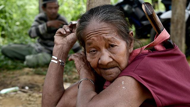 """רזון ותת תזונה. הממשלה: """"כך יהיה קל יותר לעזור להם"""" (צילום: AFP) (צילום: AFP)"""