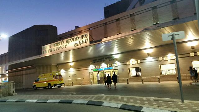 """Больница """"Сорока"""". Фото: Герцль Йосеф"""