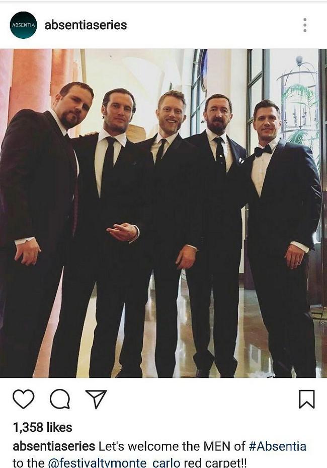 הגברים של אבסנטיה