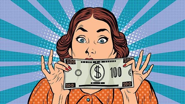 אנחנו עוד רחוקות משוויון שכר שלם (צילום: Shutterstock)