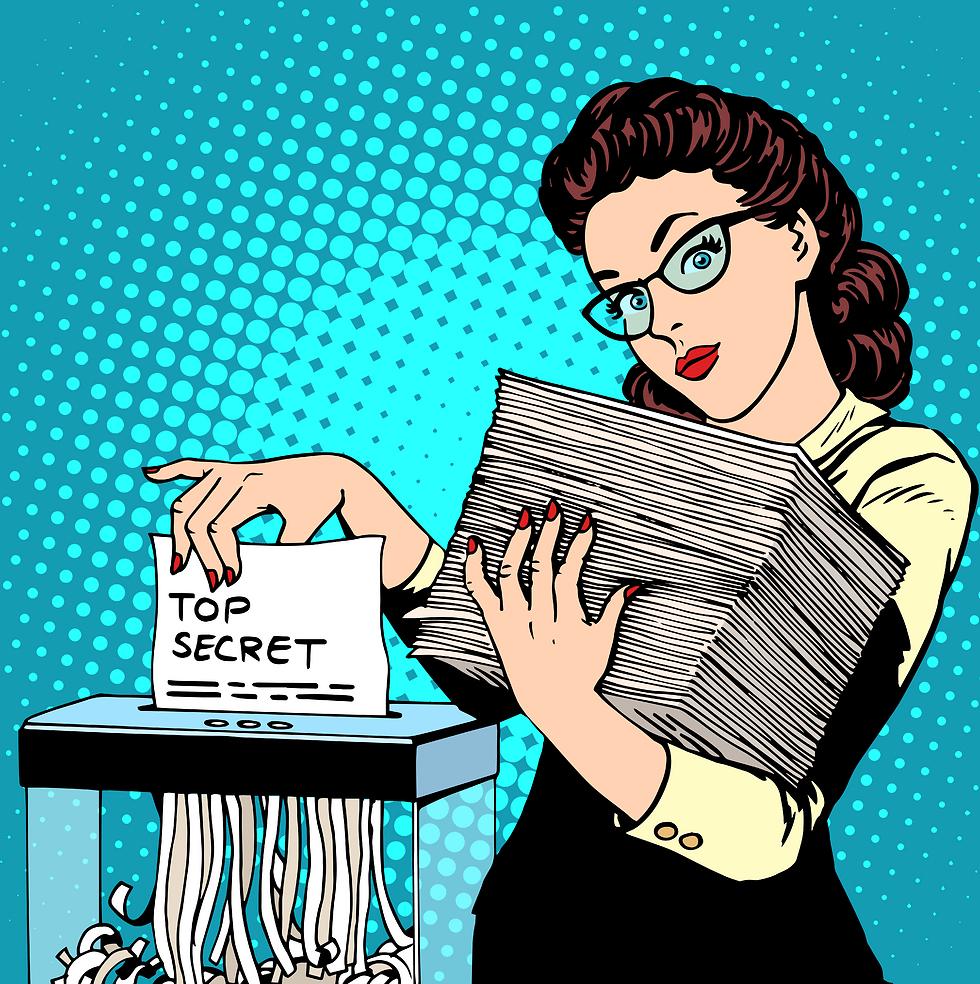 """נשים מוסללות לתפקידים """"נשיים"""" יותר כמו מזכירות (צילום: Shutterstock)"""