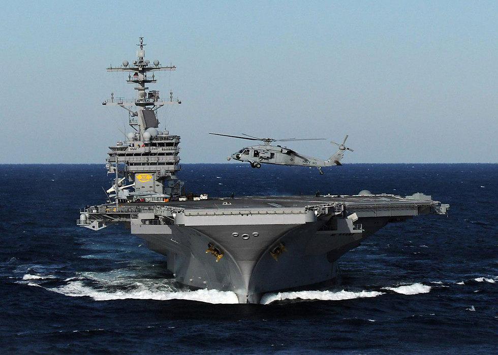 (צילום: US Navy)