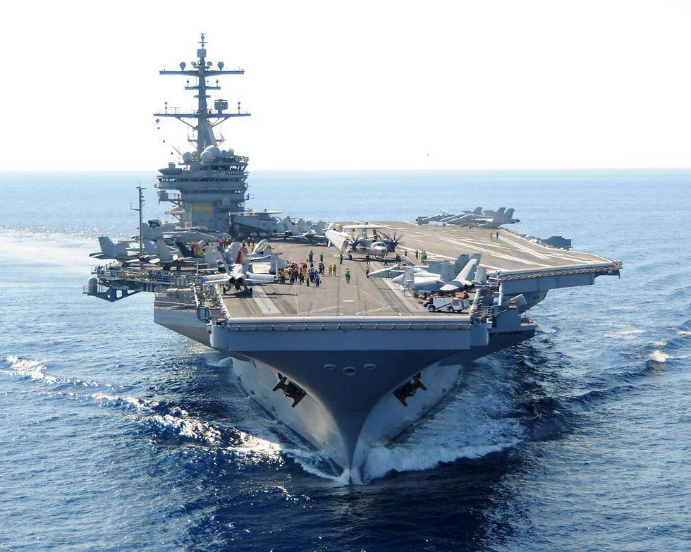 USS George H.W. Bush (Photo: US Navy) (Photo: US Navy)