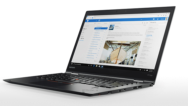 ThinkPad X1 Yoga (צילום: Lenovo)