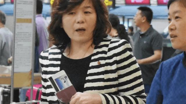 דוברת אנגלית שוטפת ובעלת קשר ישיר לקים ג'ונג און. הדיפלומטית הצפון קוריאנית הבכירה צ'וי סון הי