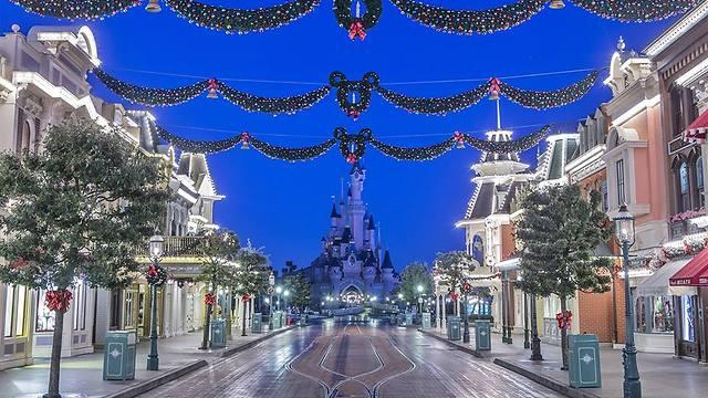 חלום שאפשר עדיין להגשים: יורו דיסני בפריז (צילום: Disney)