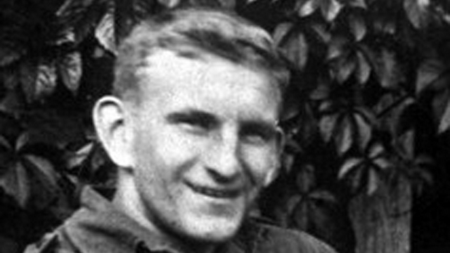 SS officer Roman Shukhevych