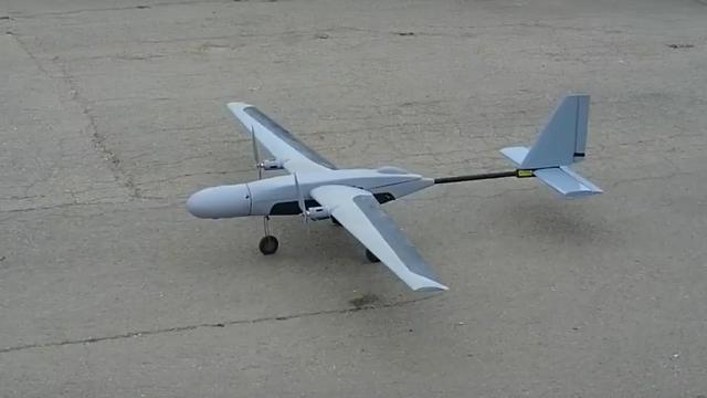 כלי הטיס הבלתי מאויש (צילום: דוברות הטכניון)