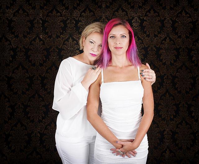 דיאנה ודריה (צילום: דבורה אורבך)