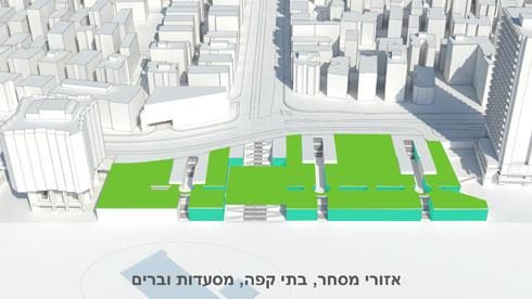 דמיינו את כיכר אתרים כך, פשוט לא מוזנחת (צילום: מתוך tel-aviv.gov.il)