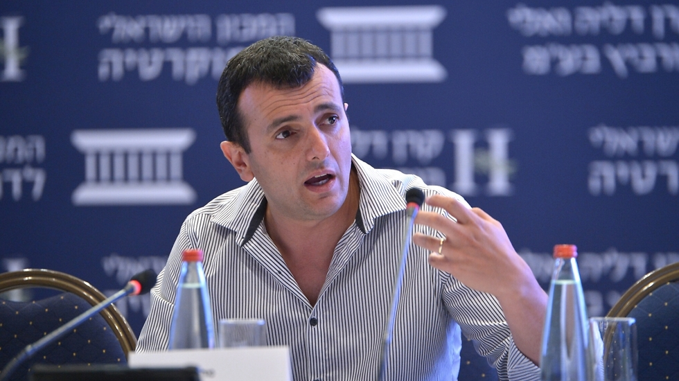 Shai Babad, Director General of the ministry of finance (file photo) (Photo: Yossi Zeliger)