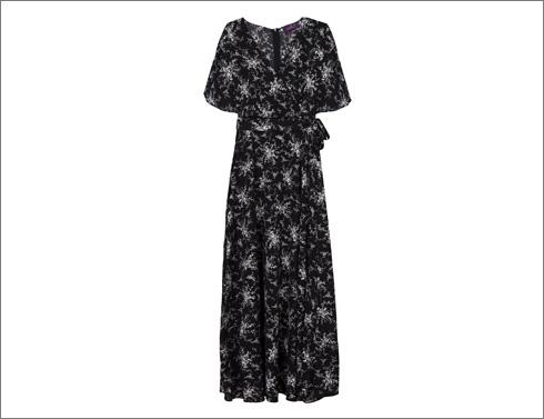 שמלת מקסי פרחונית, 169 שקל (צילום: עדי גלעד)