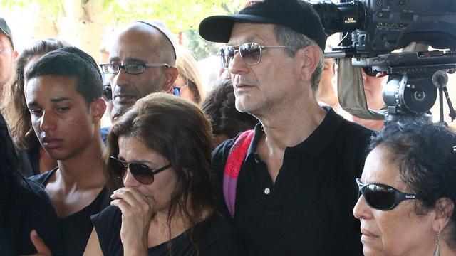 רוית יוספי ובעלה (צילום: מוטי קמחי)