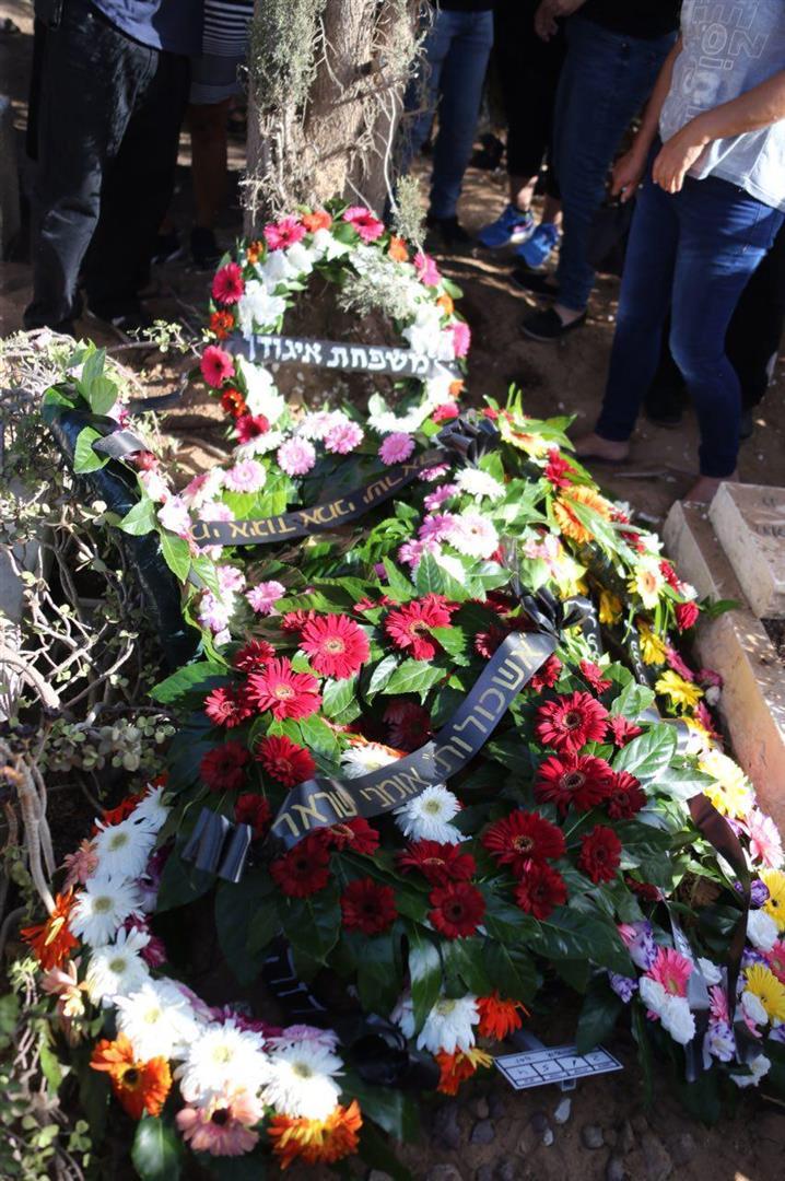 קברה של יוספי (צילום: מוטי קמחי)