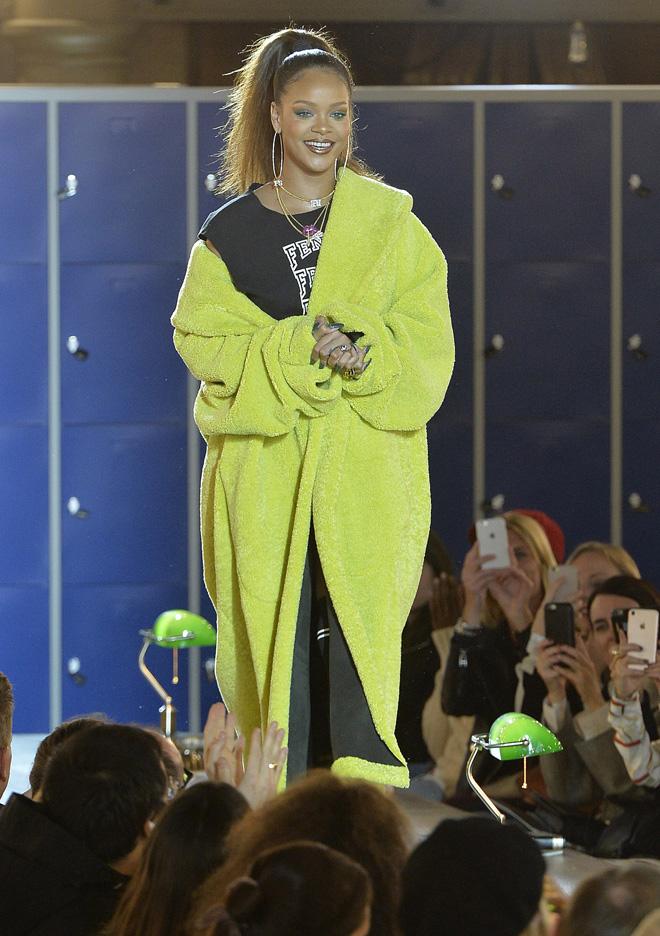 אפילו ריהאנה רוצה לעצב בגדי ספורט (צילום: Gettyimages)