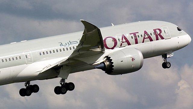 שמיים סגורים. התעופה הקטארית במצוקה (צילום: Qatar Airways) (צילום: Qatar Airways)