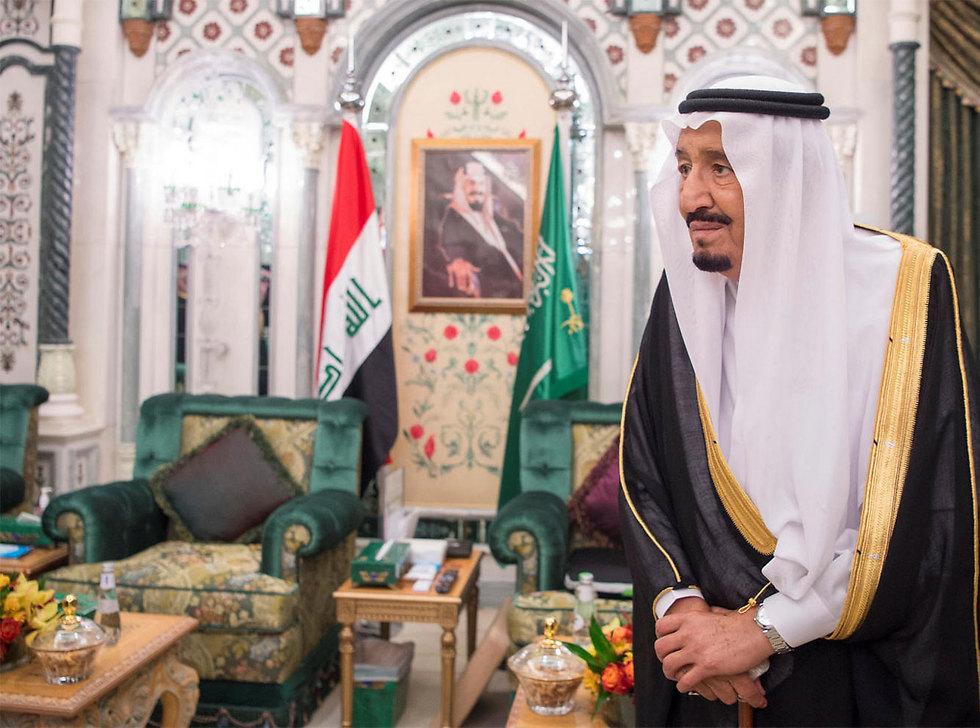 המלך סלמאן מינה את יורשו והדיח את יורש העצר הקודם (צילום: רויטרס)