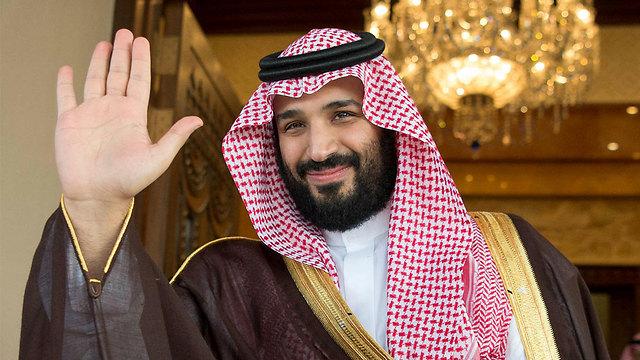 מוחמד בן סלמאן. האיש החזק בסעודיה, בן 31 (צילום: רויטרס)