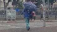 הפתעה ביוני: גשם ברחבי הארץ