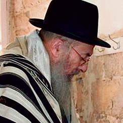 Rabbi Zvi Tau (Photo: Michael Yakobson)