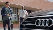 צפו: ספיידרמן במבחן נהיגה אוטונומי