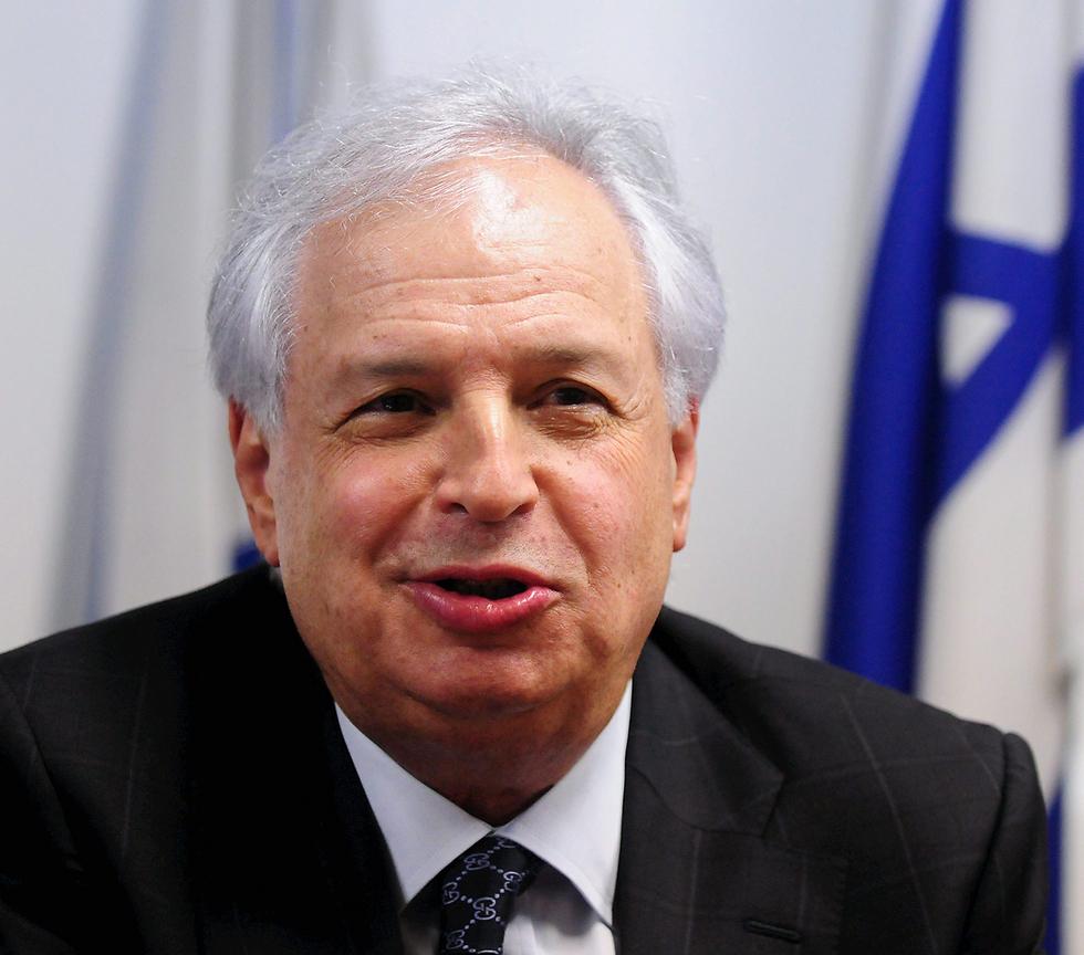 שאול אלוביץ' (צילום: יובל חן)