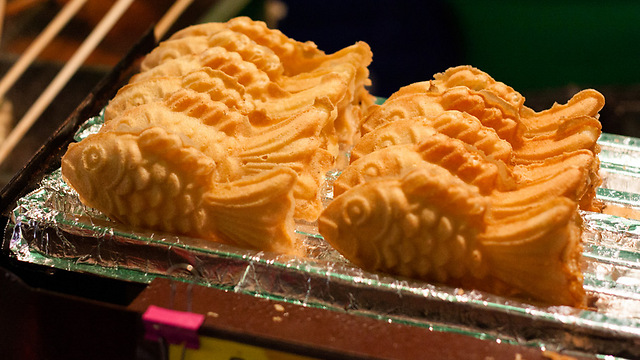 עם מה תרצו - שוקולד, וניל או שעועית? Bungeo-ppang  (צילום: shutterstock)