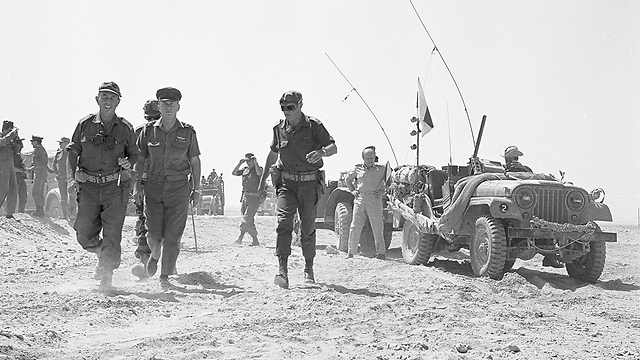 (Photo: Micha Penn, courtesy of IDF Archive at Defense Ministry)