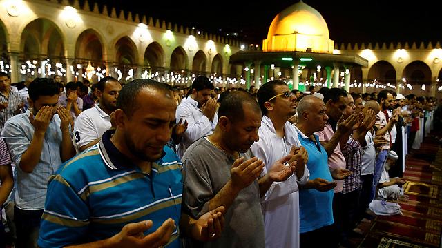 עיתוי השקת הפרויקט לא מקרי - חודש הרמדאן הקדוש למוסלמים (צילום: רויטרס)