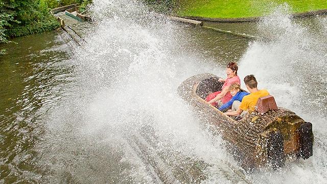 רענון לימי הקיץ: פארק בלוורד בבלגיה