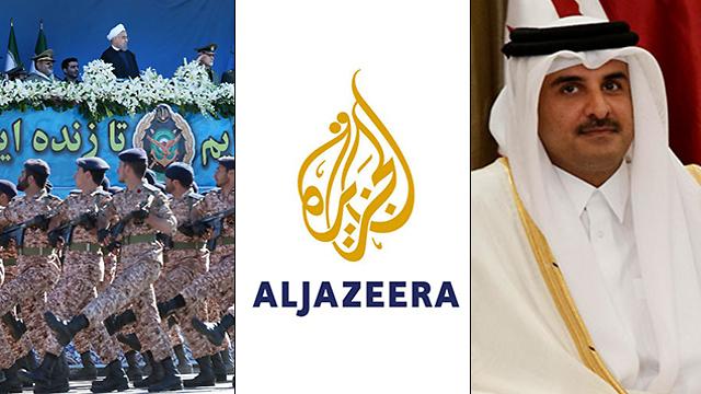 Saudi threat to Qatar