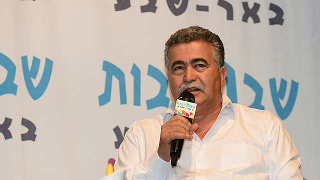 Amir Peretz (Photo: Herzl Yosef)