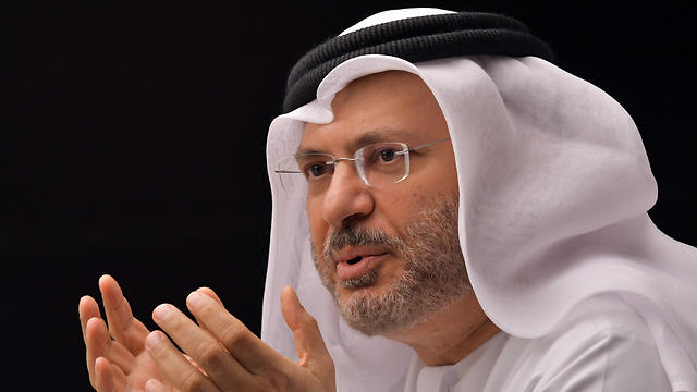 Anwar Gargash, UAE Minister of State for Foreign Affairs (Photo: AFP)
