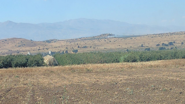 Golan Heights (Photo: Shlomo Perez)