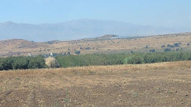 Golan Heights (Photo: Shlomo Perez)