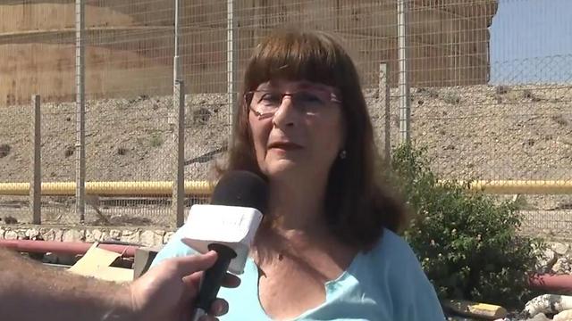 """""""לא מוכנים לקבל את המצב"""". עליזה ברקן (צילום: עידו ארז) (צילום: עידו ארז)"""
