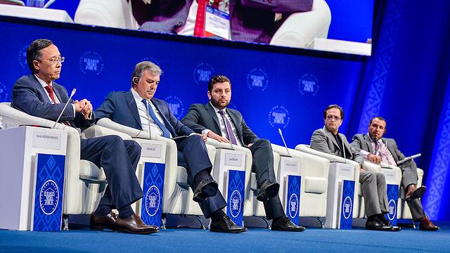 R to L: Hudeida, Barzegar, Ebrahim, Gul, and Abdrakhmanov (Photo: Vlad Semyonov)