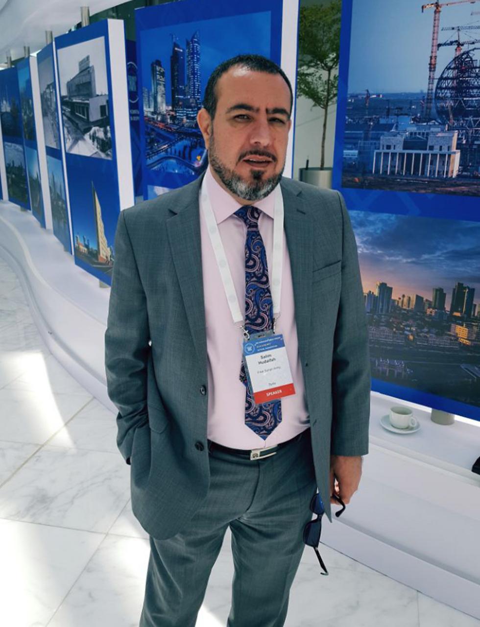 Salim Hudaifah (Photo: Itamar Eichner)