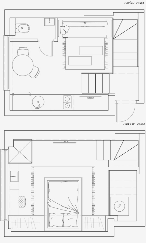 תוכנית הדירה (תוכנית: סטודיו ניצן הורביץ)