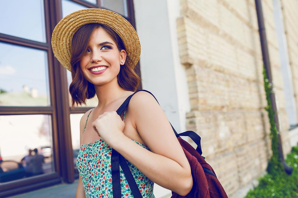 אמרי לנו מהו מצבך הפנימי ונגיד לך אילו גברים את מושכת אלייך (צילום: Shutterstock)