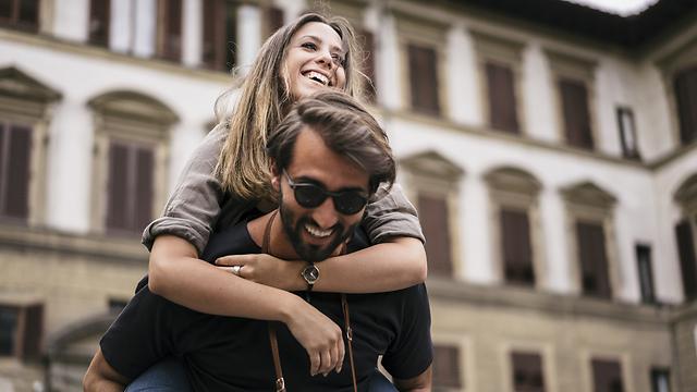 אין סיבה שלא תחזרו מהטיול שלכם שמחים יותר ומאוהבים מתמיד (צילום: Shutterstock) (צילום: Shutterstock)