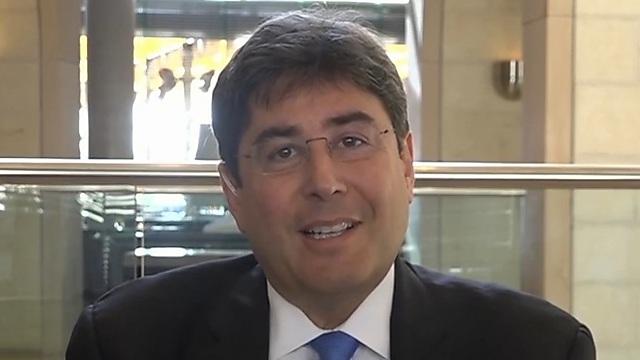 UJA CEO, Eric Goldstein