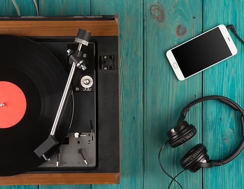 מוזיקה תמיד עושה אווירה טובה (אילוסטרציה: Shutterstock)