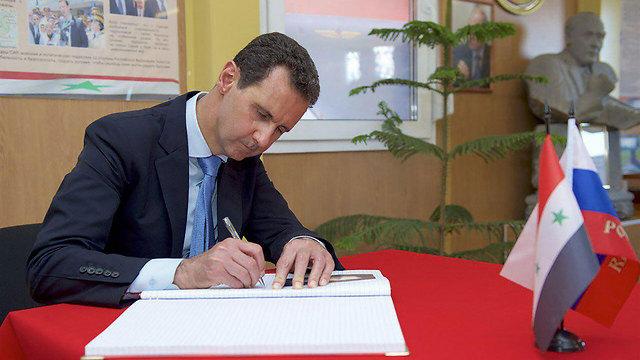 Башар Асад. Фото: AFP